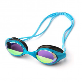 Poqswim Aqua Mirrored Swim Goggles 8300