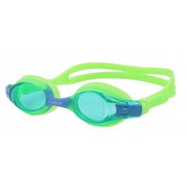 Poqswim Anti-fog Swim Goggle for Kids and Early Teens