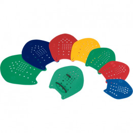 POQSWIM Hand Paddles Swimming Goods Training Aids Training Sports