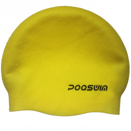 Custom Seamless Silicone Swim Caps