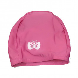 Kids Childrens Childs Fabric Lycra Swimming Hat Swim Cap 2 Colors Avaliable(2pcs in Bulk)