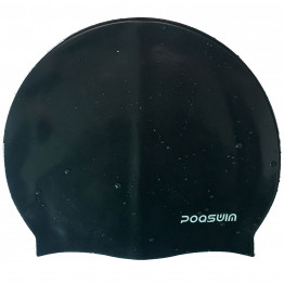 Poqswim Usual 48g Silicone Solid Swimming Caps - Poqswim Official #1 Rated Swim Cap on Amazon