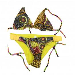 Poqswim Girls' Alexa Bikini Swimsuit
